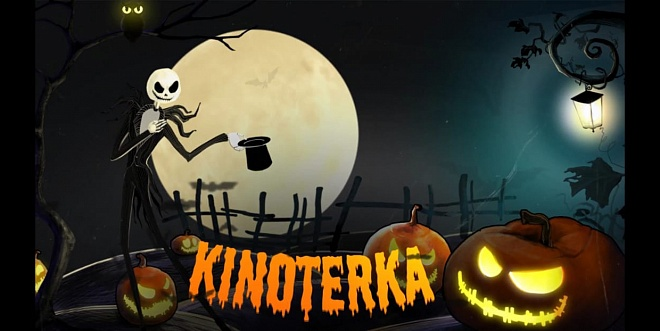 KinoTerka - Watching the movie Halloween (2018) with the star singer POLINA